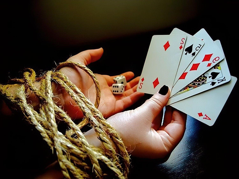 Les jeux d'argent ne conduisent pas à la dépendance